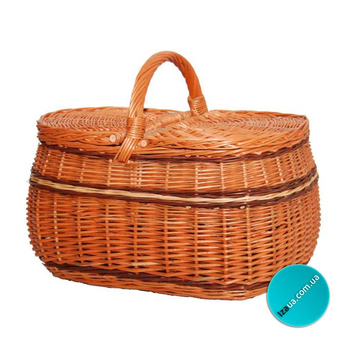 Купить Корзина для пикника АРТ-027