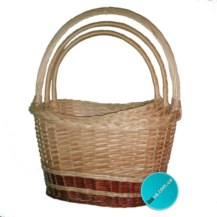 Купить Набор плетеных корзин «Универсал»