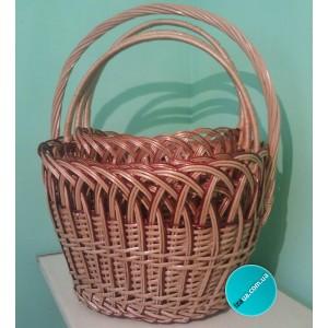 Набор корзин плетеных АРТ-061 Рыбак
