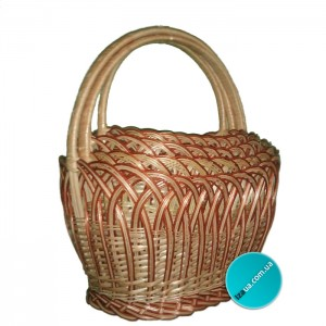 Набор плетеных пасхальных корзин «Ажур»