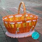 пасхальная корзина АРТ-049