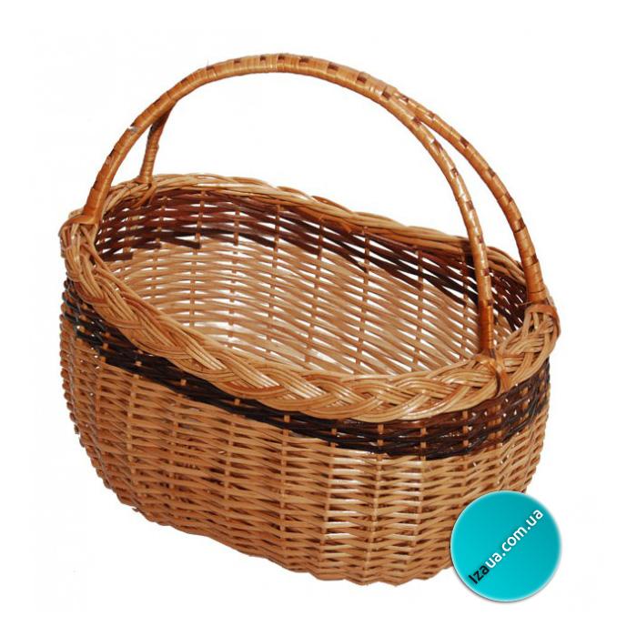Купить Плетена корзина  АРТ-008