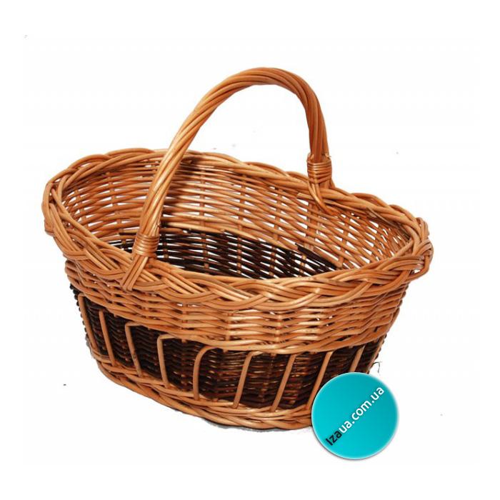 Купить Плетений кошик АРТ-012