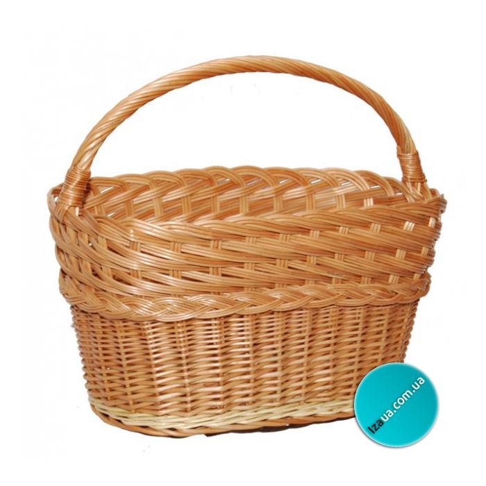 Купить Плетена корзина  АРТ-013
