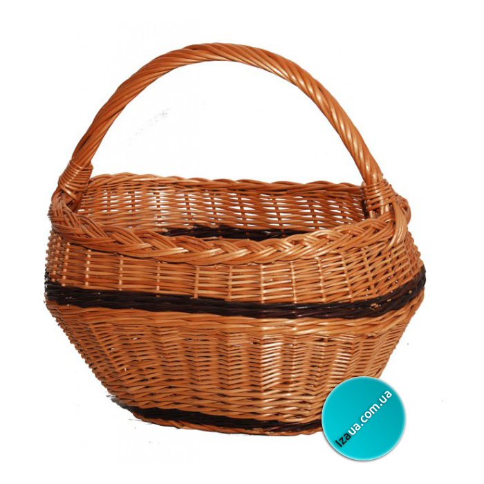 Купить Плетений кошик АРТ-015