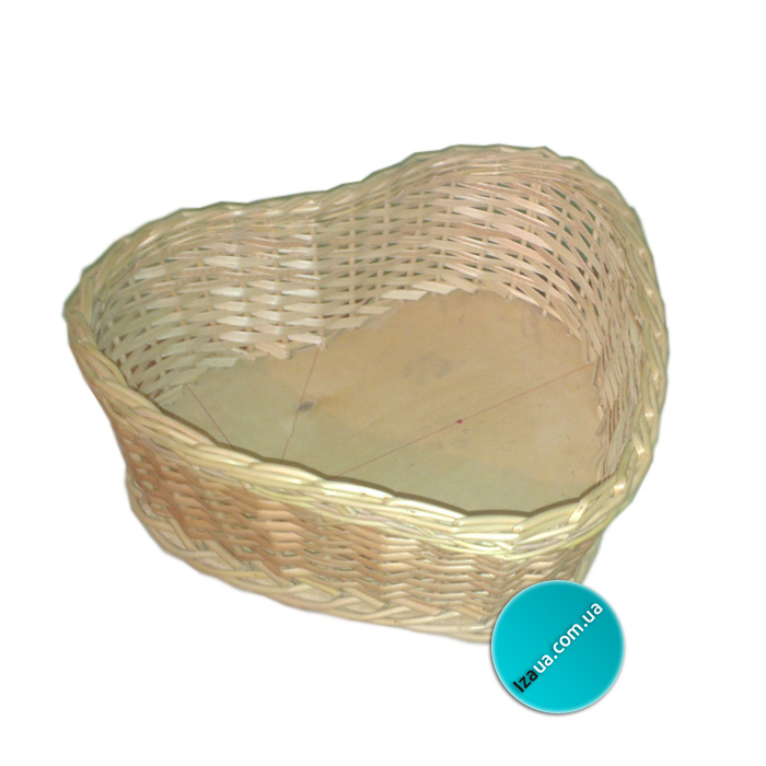 Купить Плетеное сердце из лозы